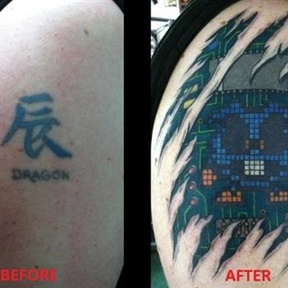 8 Bit Cover Up